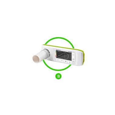 Spirobank II Basic spirometer