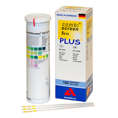 CombiScreen® 5 Sys Urintest