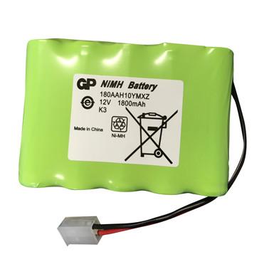 Opl. Batteri t/Spirolab II, III, NEW