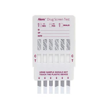 Alere™ Multi narkotest 6B panel