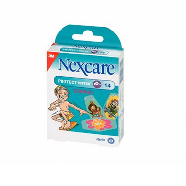 3M Nexcare Protect Tattoo