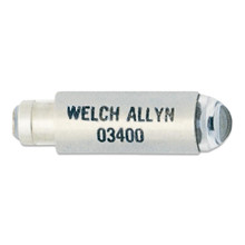 Pære 03400 t/Welch Allyn, 2,5V