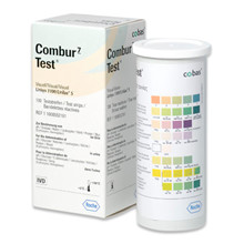 Combur 7 Test. Urinstix,