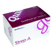 Strep A, QuikRead go