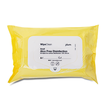 WipeClean Alco Free Disinfection Wipes