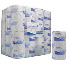 Kleenex håndklæderuller,1-lags