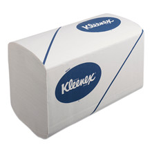 Kleenex håndklædeark, 3-lags.