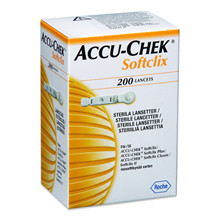 Accu-Chek Softclix lancet