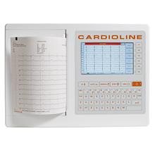 EKG 200S, 12-kanals elektrocardiograf