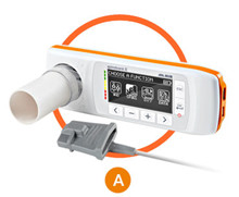 Spirobank II Advanced Smart spirometer
