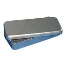 Sterilisationsæske aluminium 35x15x7cm