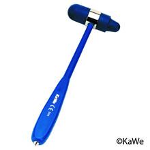 Colorflex reflexhammer stor, blå