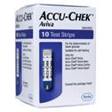 Accu-Chek® Aviva 10 test