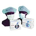 Ansigtsmasker  m/bånd og skumindlæg