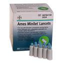 Ames Minilet lancet, pk a 200 stk
