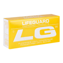 Lifeguard Usteril vinyl handske pudderfri Xlarge