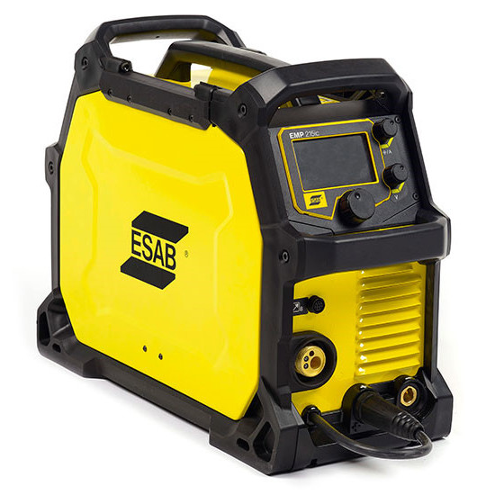 Ny Esab Rebel EMP 215ic CO-2 anlæg - 205 amp.