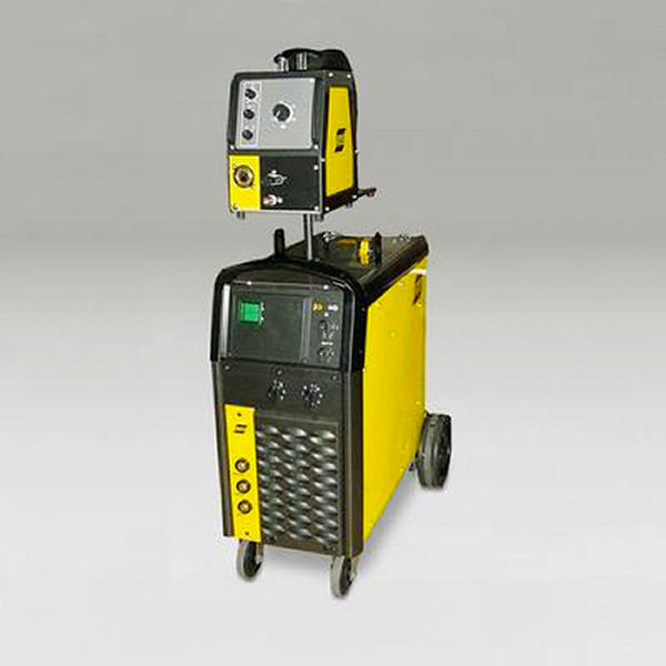 Ny Esab Origo Mig 410W CO-2 anlæg - 410 amp.