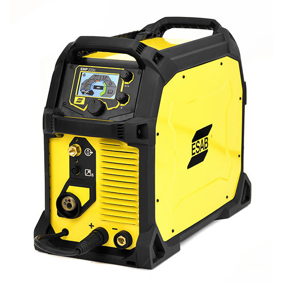 Ny Esab Rebel EMP 235ic CO-2 anlæg - 250 amp.