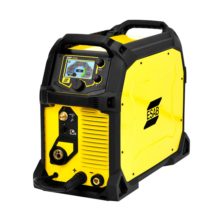 Ny Esab Rebel EMP 320ic CO-2 anlæg - 320 amp.