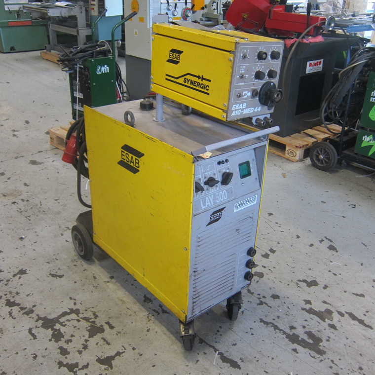 Used Esab LAY 500 CO-2 welder - 500 amp.