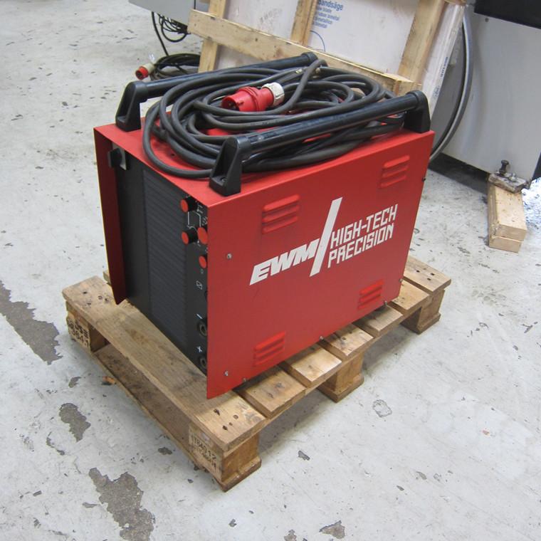 Used EWN Stick 350S welding transformer - 350 amp.