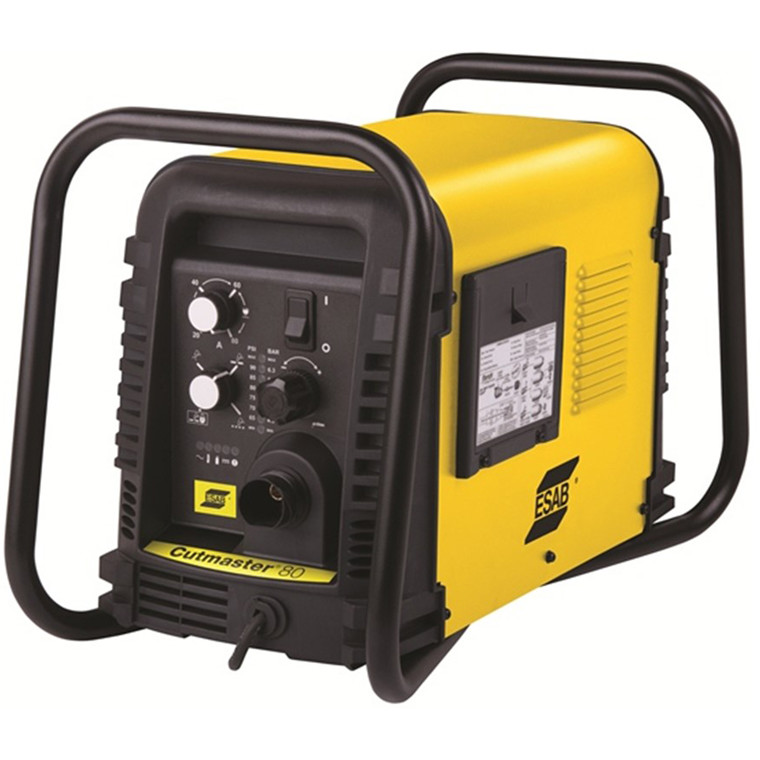 Ny Esab Cutmaster 80 plasmaskærer - 80 amp.