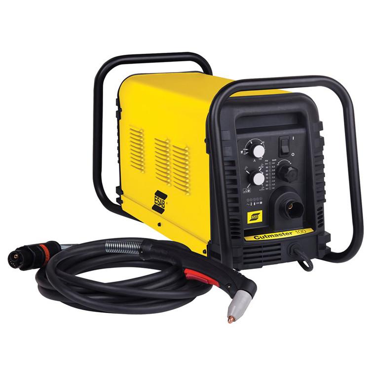 Ny Esab Cutmaster 100 plasmaskærer - 100 amp.
