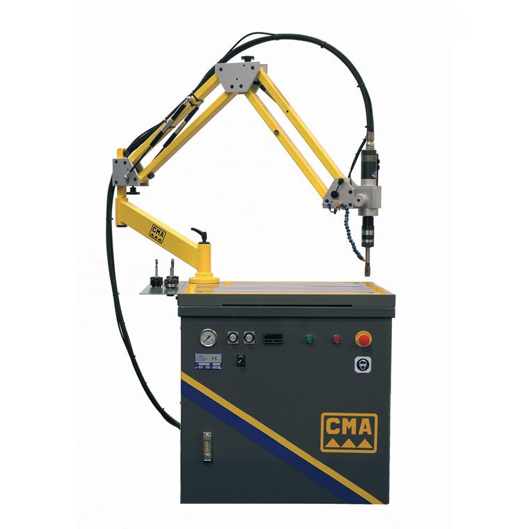 Ny CMA RHR30D+ hydraulisk gevindarm - M3 - M30.