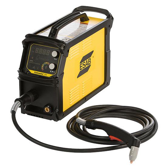 Ny Esab Cutmaster 60 plasmaskærer - 60 amp.