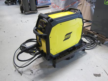 Ny Esab Rebel EMP 235ic CO-2 anlæg - 250 amp.