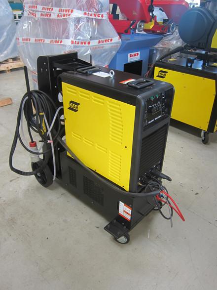 Ny Esab Heliarc 283i AC/DC TIG anlæg - 280 amp.