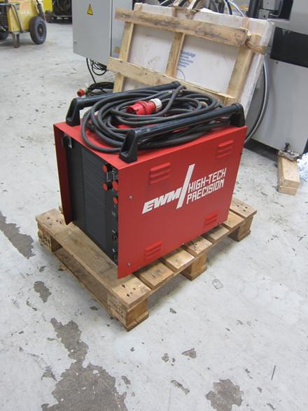 Brugt EWN Stick 350S svejseensretter - 350 amp.
