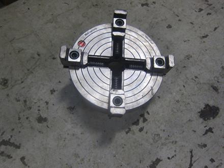 Brugt Röhm 10520 4-klo - Ø250 mm.