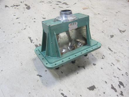 Brugt MWU 120-300-ER20 3-spindlet borehovede - MK 3.