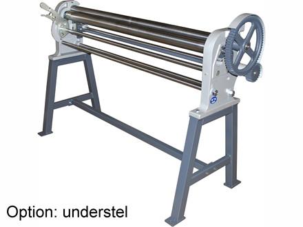 Ny Nosstec 4132-1212 manuel pladevalse - 1260 x 1,25 mm.