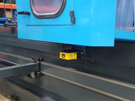 Ny CMA 3RD CNC borecenter - ISO/BT 40.