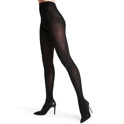 Decoy Plain Tights/strømpebukser merinoull 3D kvalitet