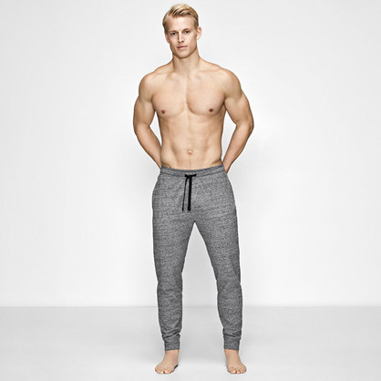 JBS of Denmark, Sweat Pants, antrasitt