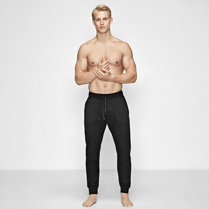 JBS of Denmark, Sweat Pants, svart