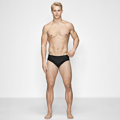 JBS of Denmark, 2-pack briefs, svart