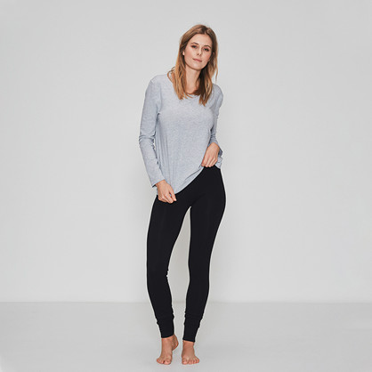JBS of Denmark pants bamboo, Svart