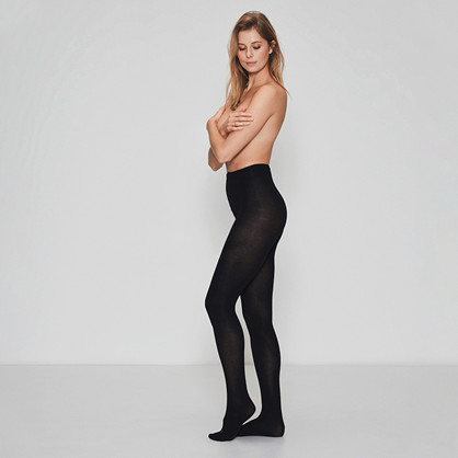 JBS of Denmark tights bamboo, Svart