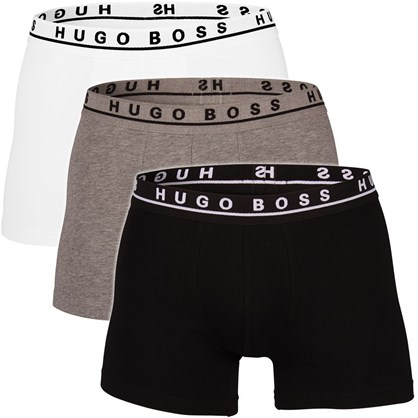 Hugo Boss Tights (3-pak) grå, hvit og svart