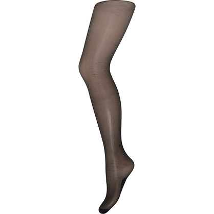 Decoy Fashion Tights sort, baclsea,, 20 denier