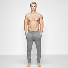 JBS of Denmark, Bamboo Sweat Pants, antracittgrå
