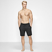 JBS of Denmark, Bambus Sweat Shorts, svart