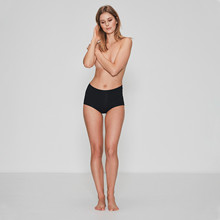 JBS of Denmark maxi brief bamboo, Svart