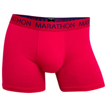 Marathon Bambus Tights rød