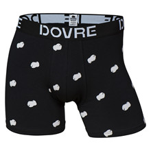 Dovre Trend Tights/trunks Moskus Sort